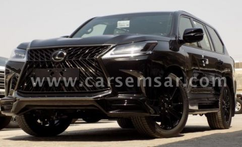 2020 Lexus LX 570 Black Edition Sport