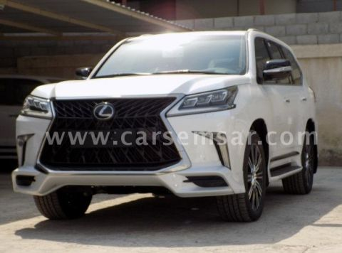 2019 Lexus LX 570 Sport for sale in Qatar - New and used
