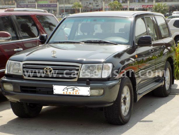 2003 Toyota Land Cruiser GXR