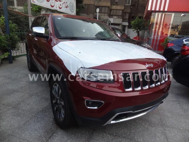 2018 Jeep Grand Cherokee 3.6 Limited 4x4