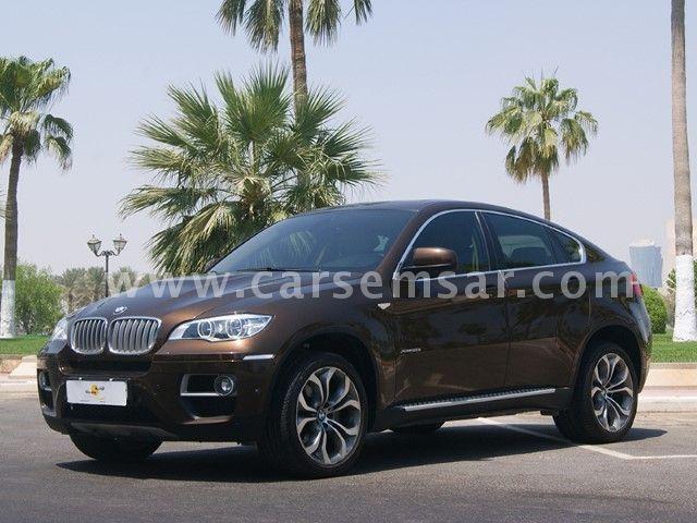 2013 BMW X6 5.0 Sport
