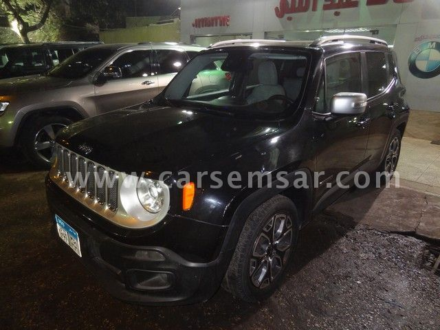 2016 Jeep Renegade 4.0