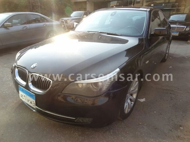 2012 BMW 5-Series 525i