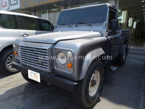 1992 Land Rover Defender 90 Single Cab