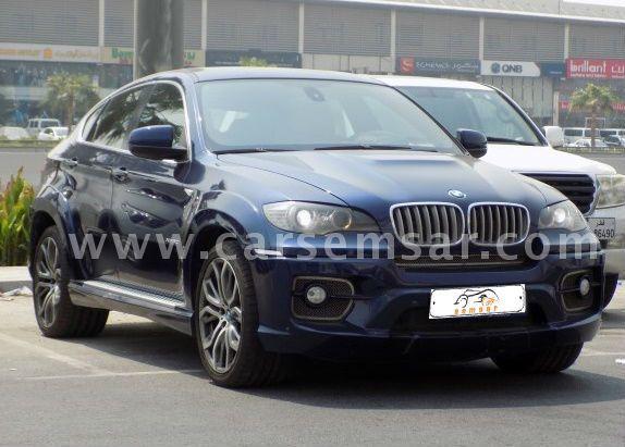 2009 BMW X6 xDrive 50i