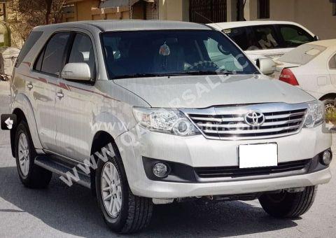 2013 Toyota Fortuner 4.0 V6