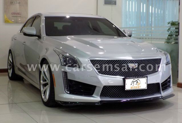 2016 Cadillac CTS CTS-V Supercharged
