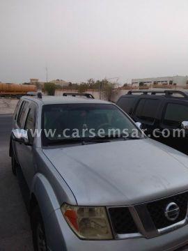 2007 Nissan Pathfinder 4.0 V6 Automatic