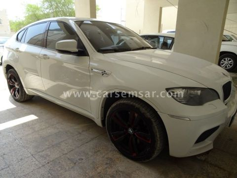 2011 BMW X6 50i MP