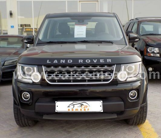 2015 Land Rover LR4 SE For Sale In Qatar