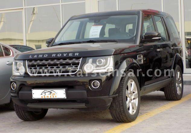 2015 Land Rover LR4 SE