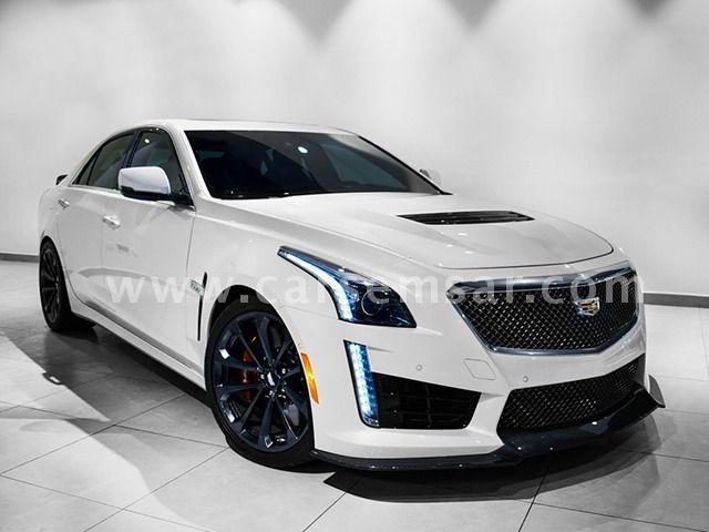 2018 Cadillac CTS CTS-V Supercharged