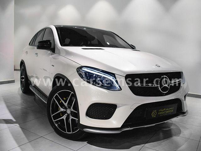 2016 Mercedes-Benz GLE Class GLE450