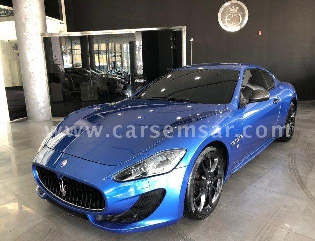 2013 Maserati Gran Turismo S