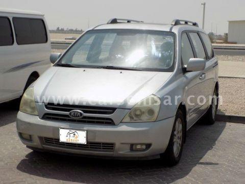 2006 Kia Carnival 2.7 V6 EX