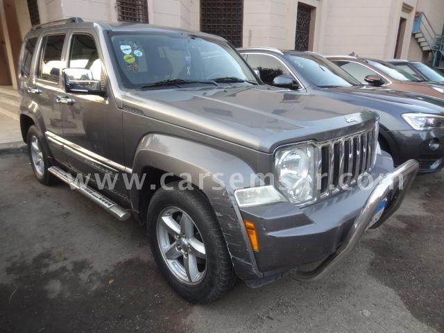 2012 Jeep Cherokee 3.7 Limited