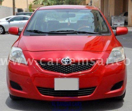 2015 Toyota Yaris 1.3