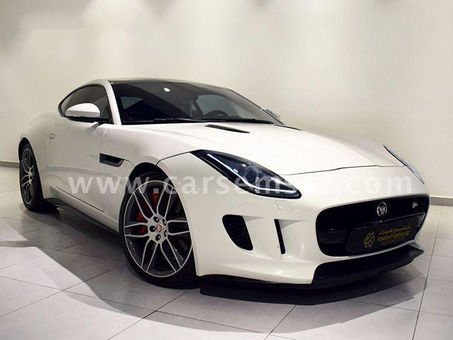2015 Jaguar F-Type R Supercharged