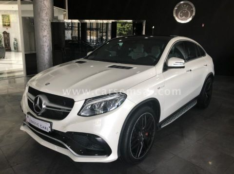 2016 Mercedes-Benz GLE Class 63 S AMG