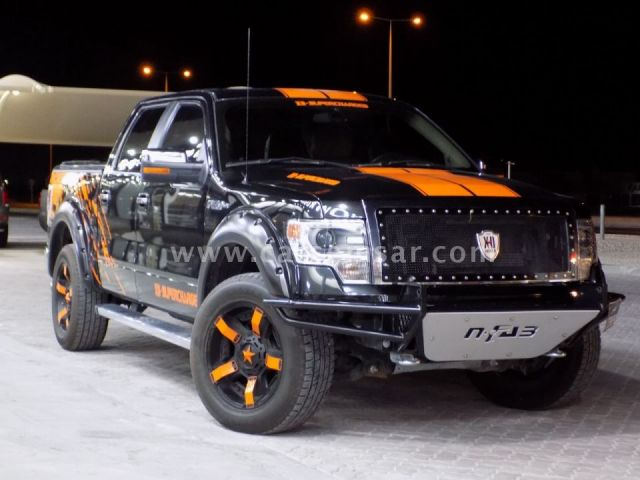 2014 Ford F F-150 Supercharged