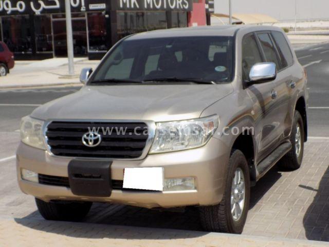 2009 Toyota Land Cruiser GXR V8