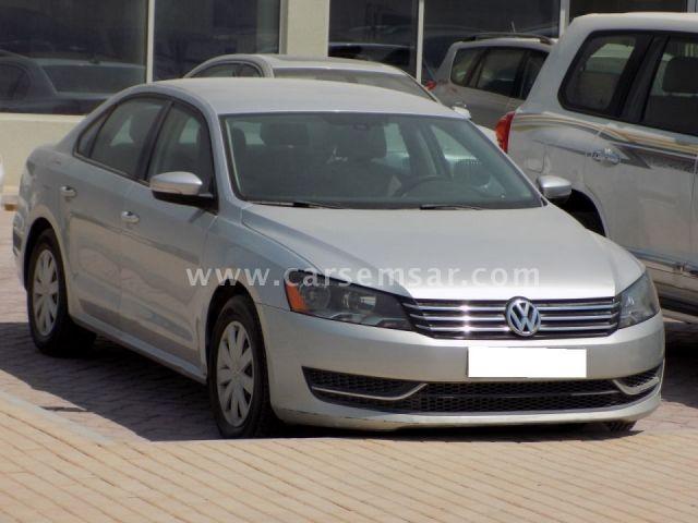 2012 Volkswagen Passat 1.6