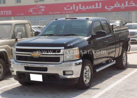 2011 Chevrolet Silverado 2500HD Regular Cab
