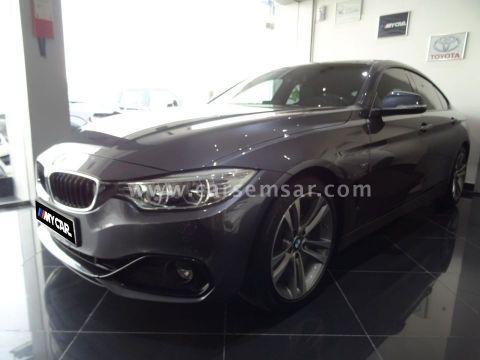 2016 BMW 4 Series 420i