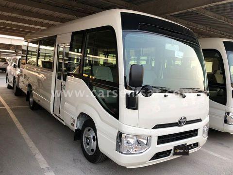2019 Toyota Coaster