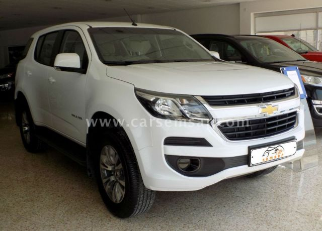 2018 Chevrolet TrailBlazer LT