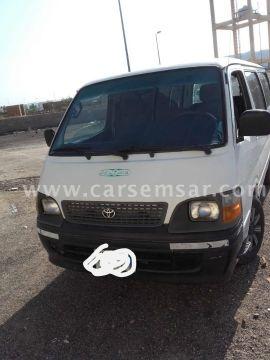 1999 Toyota Hi-Ace Hiace Van