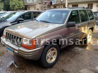 1998 Jeep Grand Cherokee 3.7