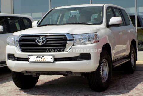 2018 Toyota Land Cruiser G