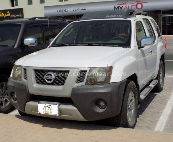 2010 Nissan Xterra 4.0s
