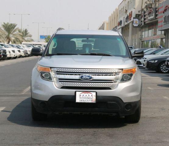 2013 Ford Explorer 3.5