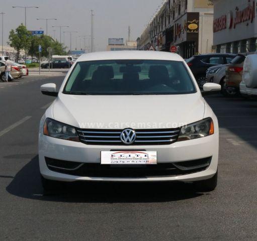 2013 Volkswagen Passat 1.6 For Sale In Qatar