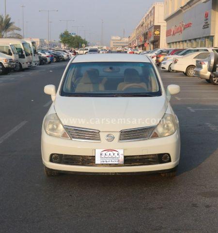 2008 Nissan Tiida 1.6