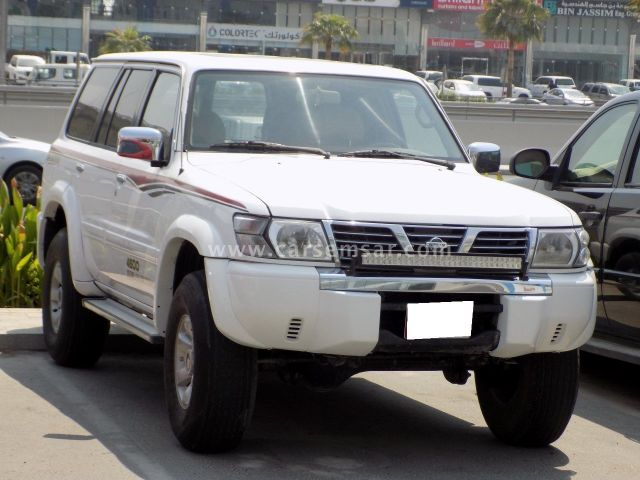 1998 Nissan Patrol Super Safari