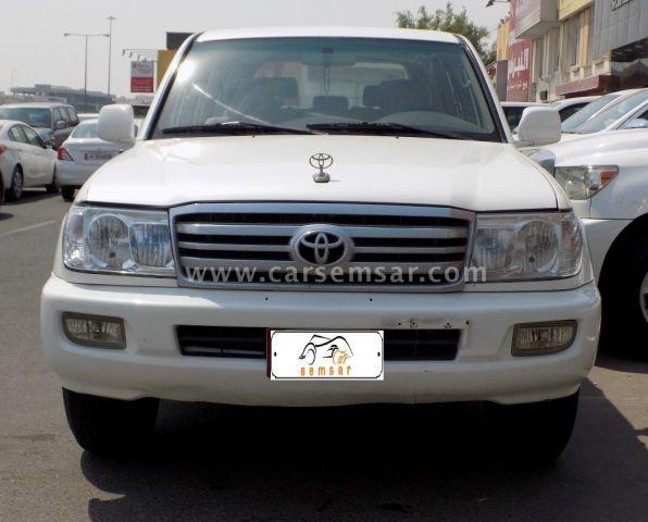 2007 Toyota Land Cruiser GX