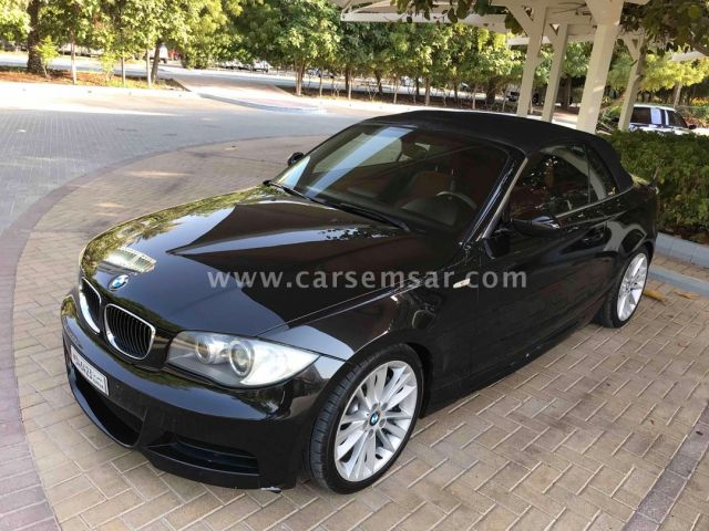 2009 BMW 1-Series 135i Convertible Sport
