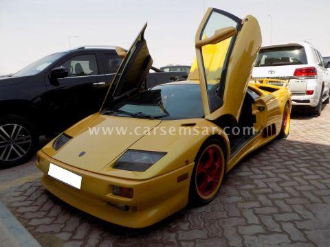 1993 Lamborghini Diablo Roadster