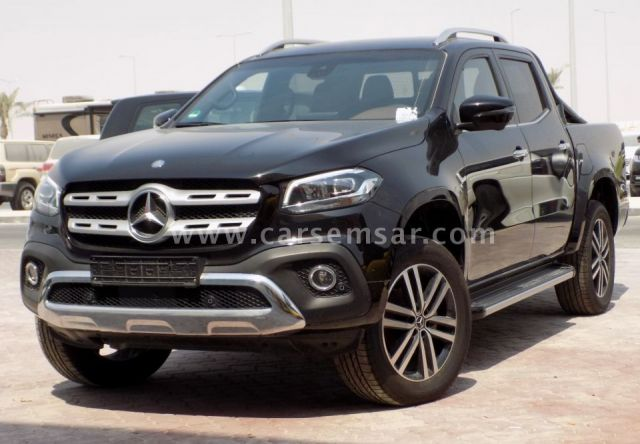 2018 Mercedes-Benz Pick-up X250 D