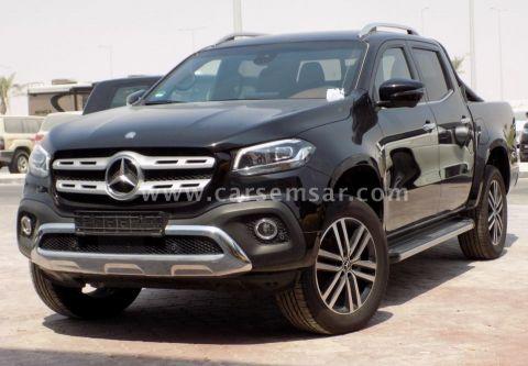 2018 Mercedes-Benz Pickup Pick-up X250 D