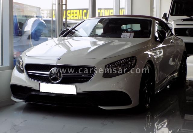 2017 Mercedes-Benz S-Class S 65 Coupe