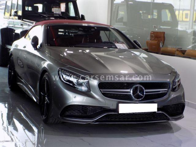 2016 Mercedes-Benz S-Class S 63 AMG