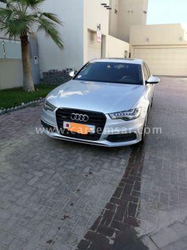 2013 Audi A6 2.8 Quattro