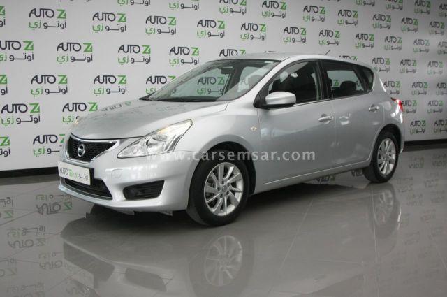 2014 Nissan Tiida 1.8