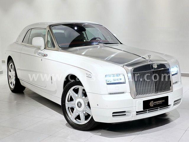 2016 Rolls-Royce Phantom V12