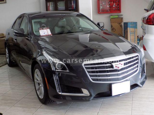 2017 Cadillac CTS 3.6L V6