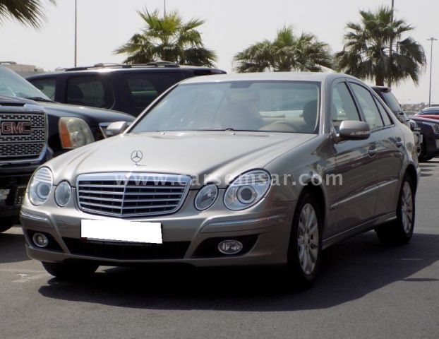 2008 Mercedes-Benz E-Class E 200 CDi Classic